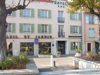 Photo of Hotel Restaurant Soleil Et Jardin Solaize
