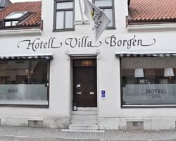 Hotel Villa Borgen