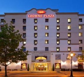 ‪Crowne Plaza Lord Beaverbrook Hotel‬
