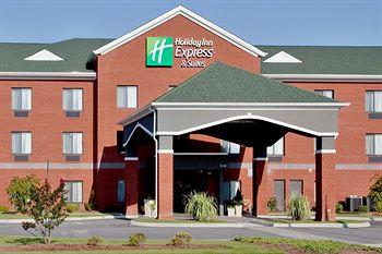 ‪Holiday Inn Express Hotel & Suites Suffolk‬