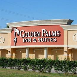 ‪Golden Palms Inn & Suites‬