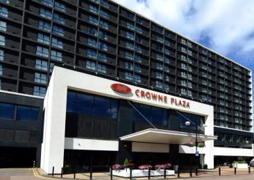 Crowne Plaza Birmingham City Centre
