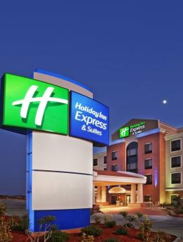 The Holiday Inn Express & Suites Charlotte North