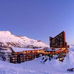 Hotel Valle Nevado