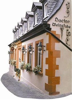 Hotel - Restaurant 'Doctor Weinstube'