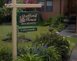 Stafford House B&B