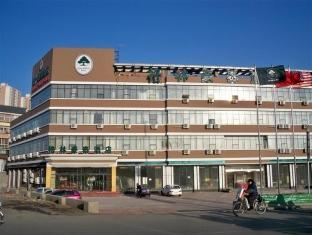 GreenTree Inn Tianjin Beiyang Bridge Business Hotel