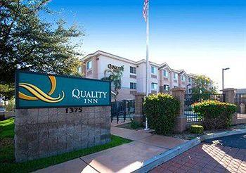 ‪Quality Inn at ASU-Airport‬