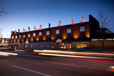 Howard Johnson North Burnabys Boutique Hotel
