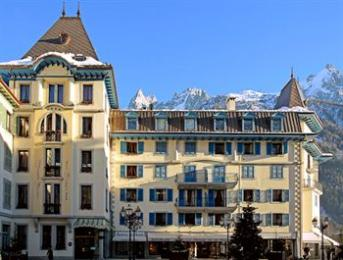 Photo of Grand Hotel des Alpes Chamonix