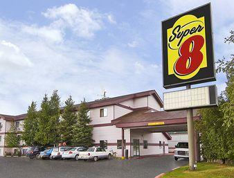 Fairbanks Super 8 Motel