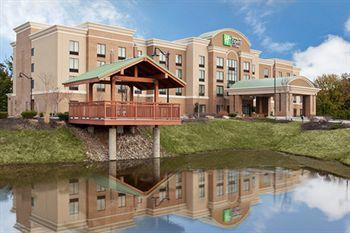 ‪Holiday Inn Express Hotel & Suites Webster‬