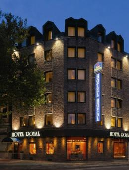 BEST WESTERN Hotel Royal