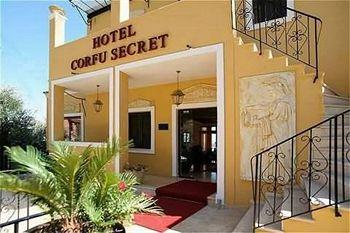 Hotel Corfu Secret