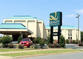 ‪Quality Inn & Suites Little Rock‬
