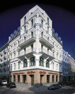 Burns Art Hotel Dsseldorf