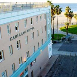 Photo of Cadillac Hotel Los Angeles