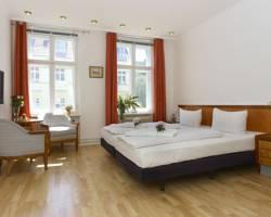 Hotel Pension Haubach Central