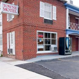 Towne Motel Alexandria