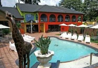 ‪Africa Centre Airport Leisure Hotel & Guest Lodge‬