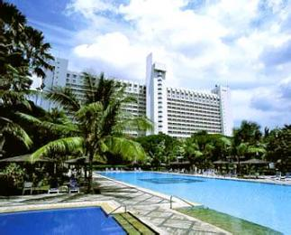 Hotel Borobudur Jakarta