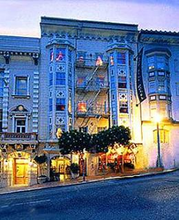 Photo of Nob Hill Hotel San Francisco