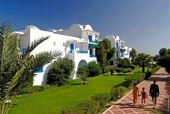 Hotel Salambo Hammamet.