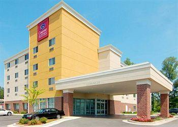 Comfort Suites Huntsville