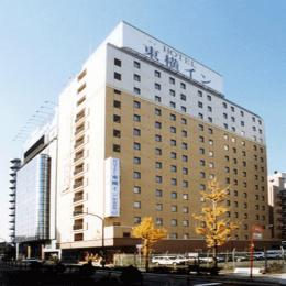 Toyoko Inn Shinyokohamaekimae Shinkan