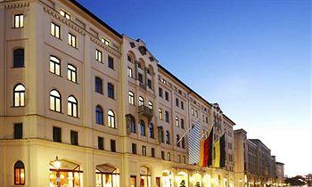 Hotel Vier Jahreszeiten Kempinski Munchen