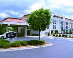 Hampton Inn Eden