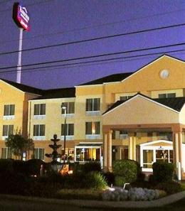Fairfield Inn Clarksville