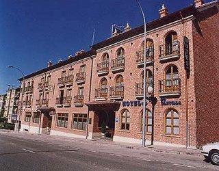 Photo of Hotel Ruta de Castilla Segovia
