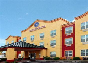 Comfort Suites - Downtown