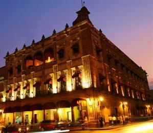 Photo of Hotel Virrey de Mendoza Morelia