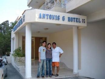 Antonis G Hotel Apartment