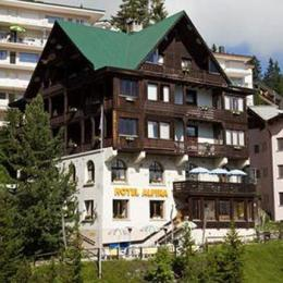 Photo of Hotel Alpina Arosa