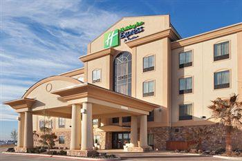 ‪Holiday Inn Express & Suites Denton - UNT - TWU‬