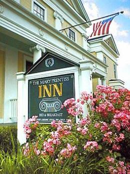 Photo of Mary Prentiss Inn Cambridge
