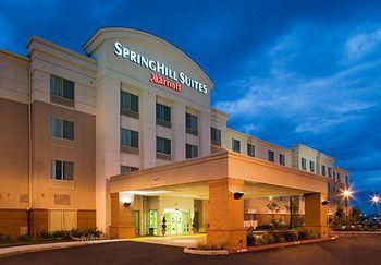 SpringHill Suites Vancouver Columbia Tech Center