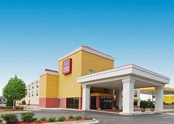 Comfort Suites Fultondale