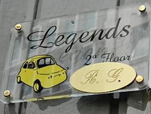 Legends Hostel
