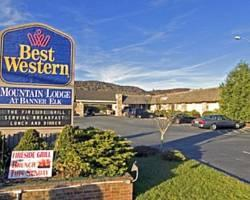 ‪BEST WESTERN Mountain Lodge at Banner Elk‬