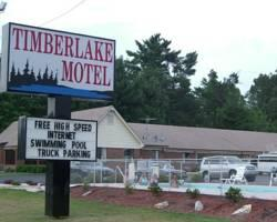 Timberlake Motel Lynchburg