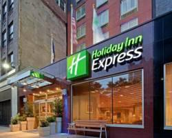 Holiday Inn Express New York City Times