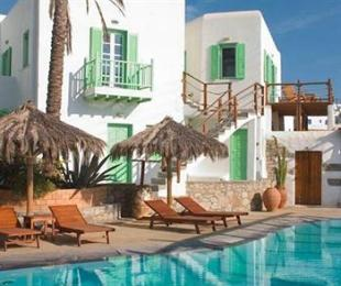Mykonos Palace Beach Hotel
