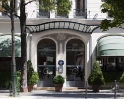 Raspail Montparnasse Hotel
