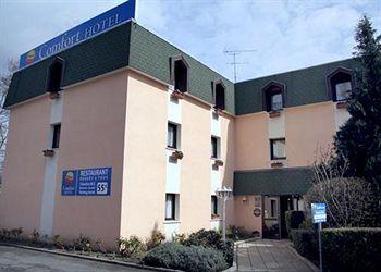 Photo of Comfort Hotel Eragny-Cergy