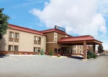 Comfort Inn Buffalo Bill Village