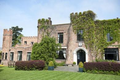 Crabwall Manor Hotel & Spa